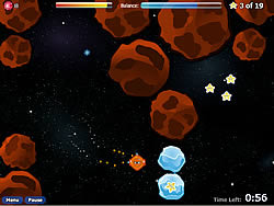 Casual Space game