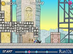 Rooftop Runner game