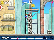 Play Rooftop runner Game Online