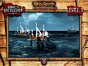 Play Pirates of the caribbean rogues battleship 2 Game