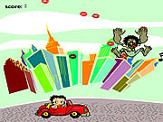 Betty Boop Big City Adventures game