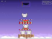 Play Cat cat watermelon Game