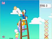 Scoops 'n Ladder لعبة