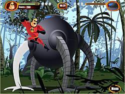 Spielen Sie das Gratis-Spiel  The Incredibles - Save the Day