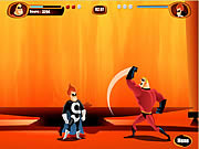 Play The incredibles save the day Game
