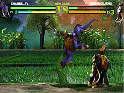 juego Khan Kluay - The Last Battle
