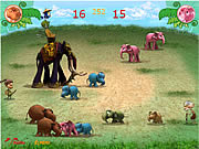 Play Khan kluay kids war Game