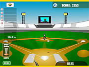 Pitching Game game