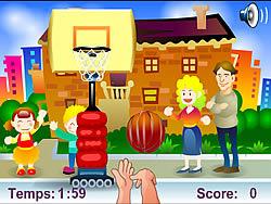 Street Basket game
