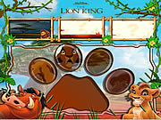 Play The lion king memory Game