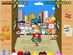 Street Kicker game
