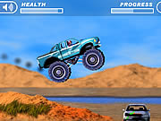 4 wheel madness Gioco
