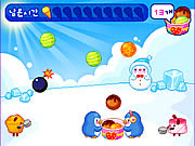 Play Penguin ice cream Game