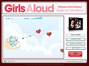 Play Girls aloud mend a broken heart game Game