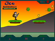 Joe Barbarian game