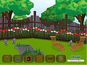 Play Pop garden Game