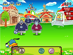 Toon Town  - Town Shoot game