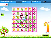 Fruity Square game