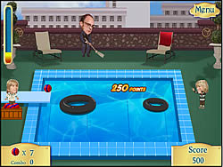 Permainan The Pool Invasion