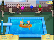 The Pool Invasion game