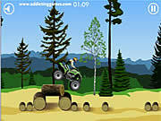Play Stunt dirt bike Game