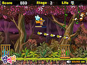 Play Jungle airplane Game