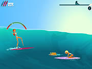 Play Surf or sink Game
