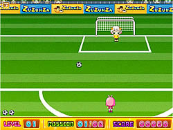 Gioca gratuitamente a Girl Football