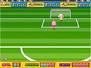 Play Girl football Game