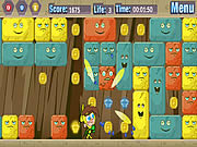 Play Cleft the boy chin wonder vs the thingamajigs Game