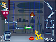 Play Mickey mouse tool shed Game