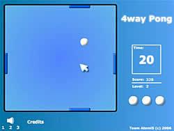 Permainan 4 Way Pong