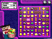 Play Food match Game