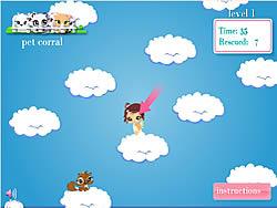 Lil Bratz Angel Baby game