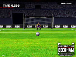 Bend it Like Beckham game