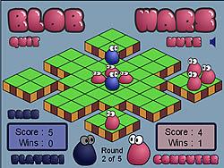 Jogar jogo grátis Blob Wars