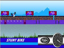 Stunt Bike game