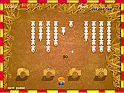 Chicken Invaders game