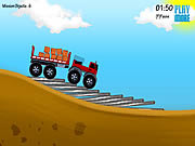 Play Truckster Game