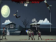Play Ragdoll zombie slayer Game Online