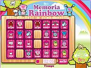 Jugar Memoria rainbow Juego