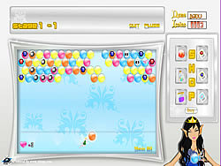 Bubble Gems Hunt game