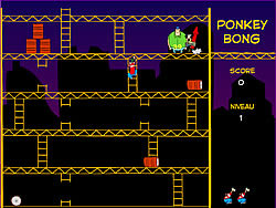 Ponkey Bong game
