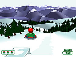 Downhill Adventure game