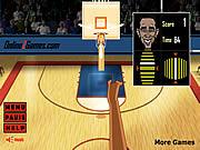 Play Obama shootout Game