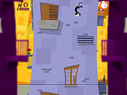 Jumping Cat game
