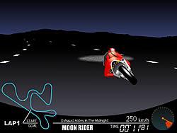 Permainan Moon Rider