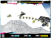 Motor Storm - Arctic Edge Avalanche Anarchy game