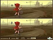 Little red riding hood a post apocalyptic adventure