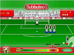 Subbuteo game